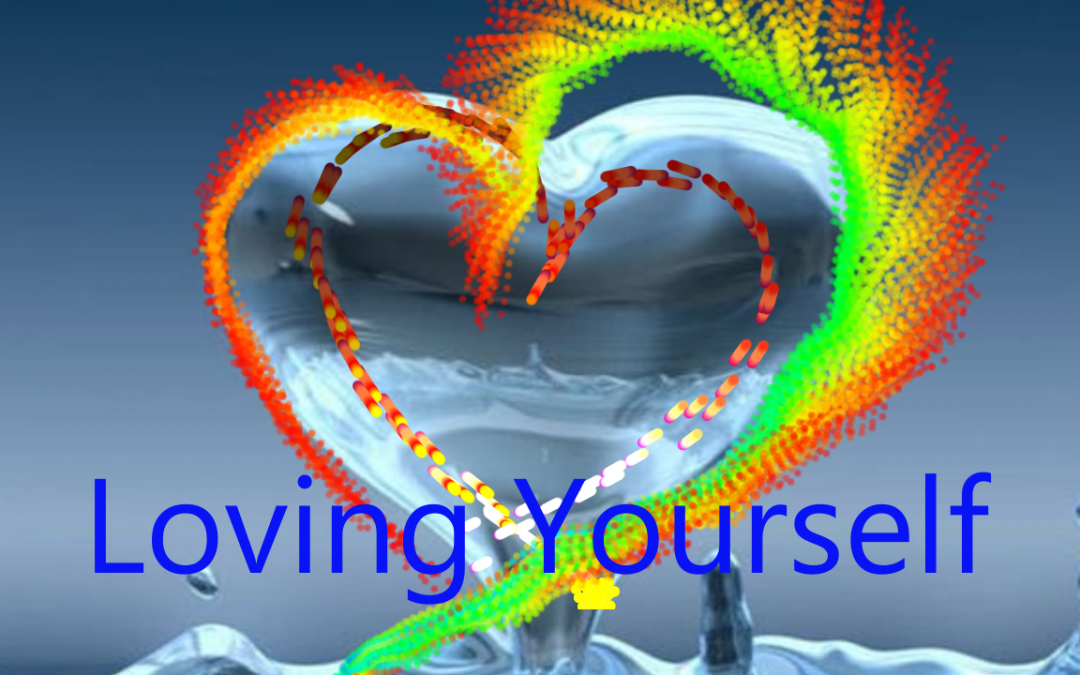 Loving yourself creates magic in your life